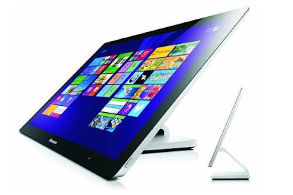 Tablet Tipis Lenovo AIO 27 Dengan Fitur Komplit