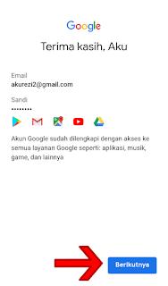 Cara Buat Akun Gmail Tanpa Verifikasi No HP di Android