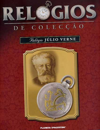 ec831ea2698 Mensagens do Hiperespaço  As horas com Júlio Verne