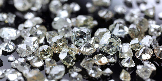 Diamonds May Not Be So Rare as Once Thought