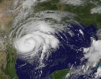 Hurricane Harvey seen by NOAA's GOES East satellite