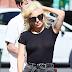 FOTOS HQ: Lady Gaga saliendo de los estudios de 'Z100' en New York - 17/08/16