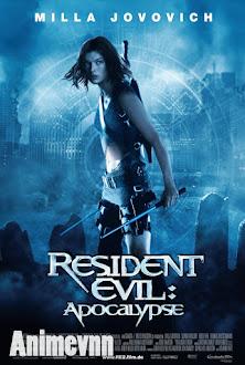 Resident Evil -Vùng Đất Quỷ Dữ 2 - Vùng Đất Quỷ Dữ 2004 2004 Poster