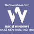 Quà Tặng Tri Ân - Mừng Bác Sĩ Windows Tròn 1 Tuổi - Chuyển Giao Quản Trị Viên Mới