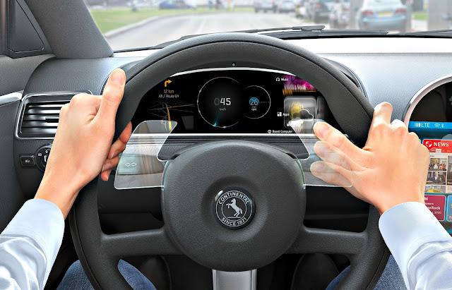 Posición manos conducir