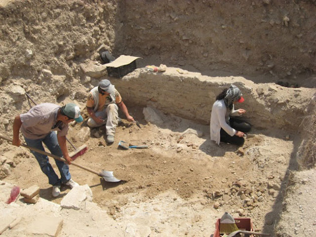 Remains of large Byzantine church unearthed in Pisidia