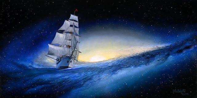 "Джозеф Беллофатто / Joseph Bellofatto ""Star Ship"""