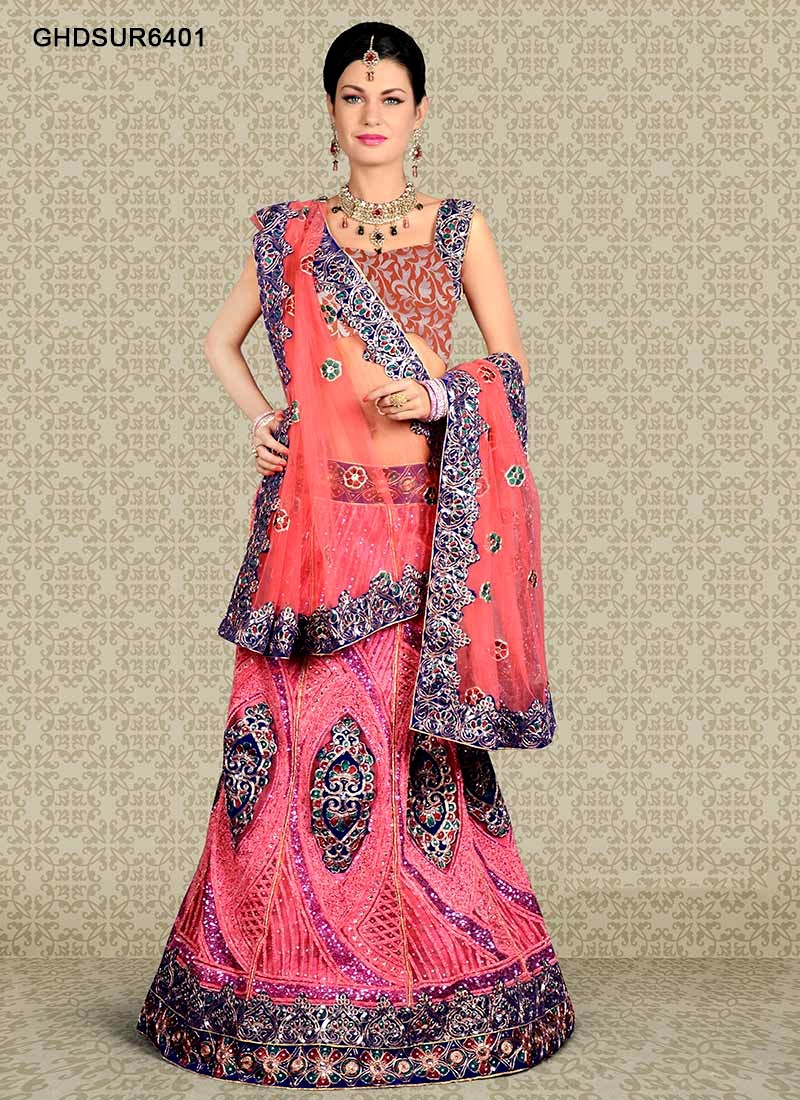Indian Bridal Lehenga Collection 2013