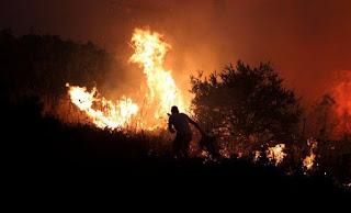 ΤΩΡΑ: 6 νέες φωτιές σε Ζάκυνθο και Κεφαλλονιά - Ο Δήμος Ζακύνθου ζητά να κηρυχθεί το νησί σε κατάσταση εκτάκτου ανάγκης