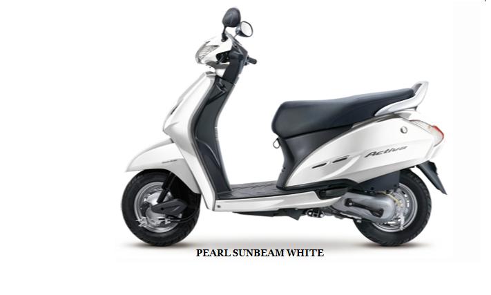 New Honda Activa - 2012