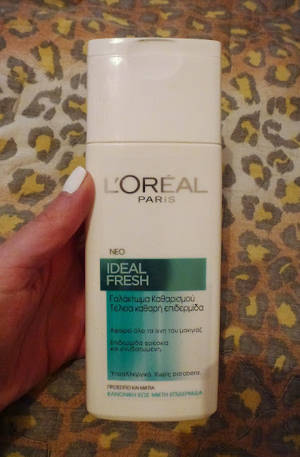 loreal makeup remover