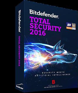 برنامج بيتدفندر (Bitdefender Total Security)