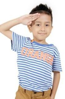 Biodata Nabil Lunggana (Pemeran Reza /anak Ozi)
