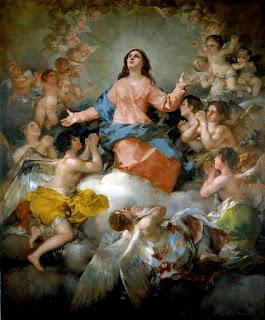 Resultado de imagen de Solemnidad La Asunción de la Virgen María