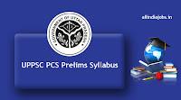 UPPSC PCS Prelims Syllabus