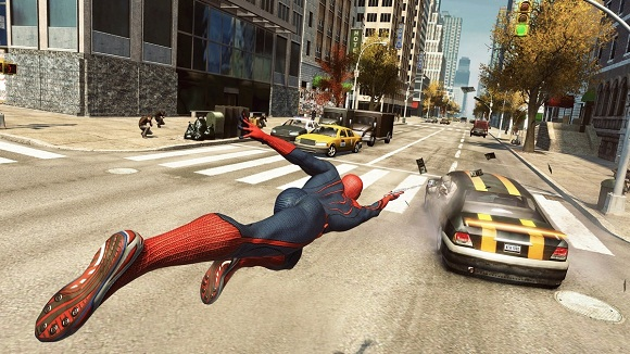 The Amazing Spider Man Full İndir