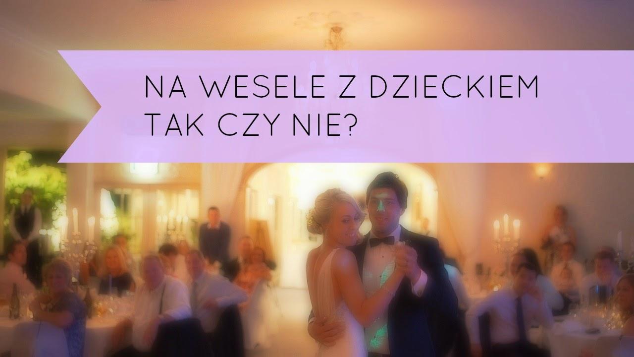wesele z noworodkiem