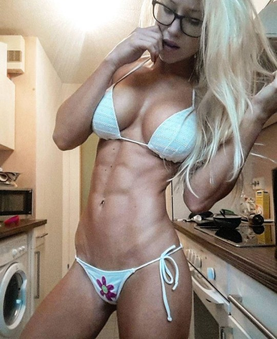 Fitness Models Bianca Stuhlpfarrer - lovetheburn92