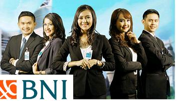 Lowongan Kerja PT Bank Negara Indonesia (Persero) Tbk SMA/ Diploma/ S1 Agustus 2017