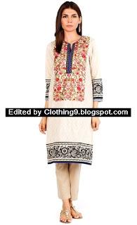Sana Safinaz Ready To Wear Eid-Ul-Azha Dresses 2015