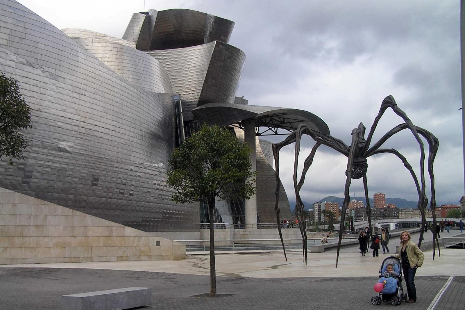La Araña, Bilbao.