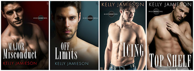 Review of Kelly Jamieson's Aces Hockey Series