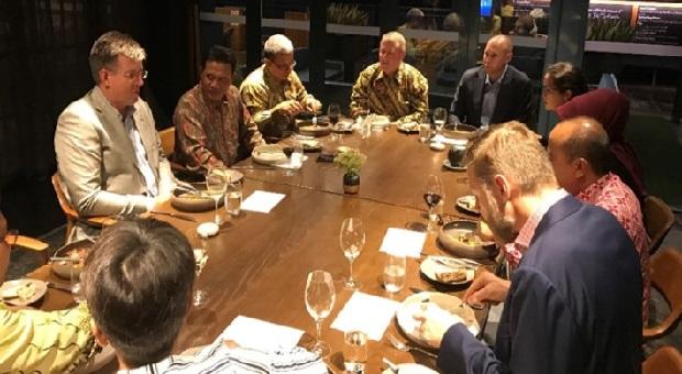 Pertemuan JLSC dengan ADF di Australia
