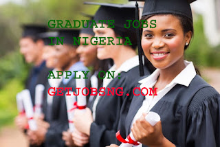 Clement Isong Foundation Job Position