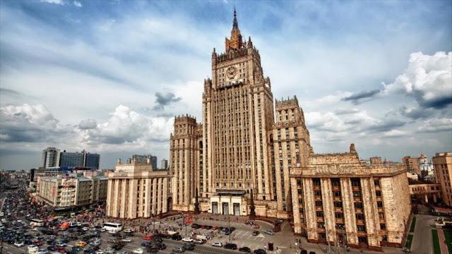 Rusia condena enérgicamente nuevas sanciones de EEUU contra Irán