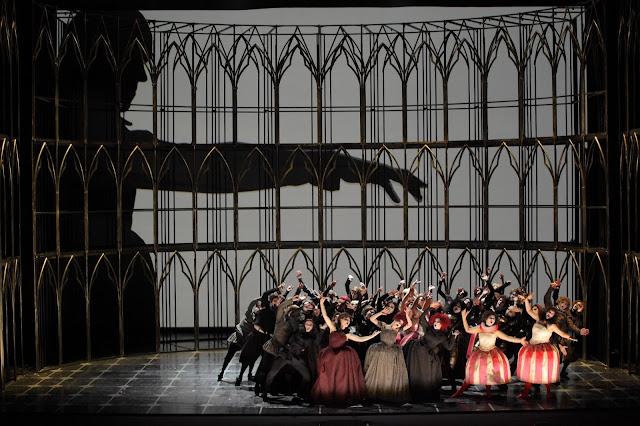 Gounod: Faust - Latvian National Opera (Photo: Agnese Zeltina (c) Latvian National Opera and Ballet)