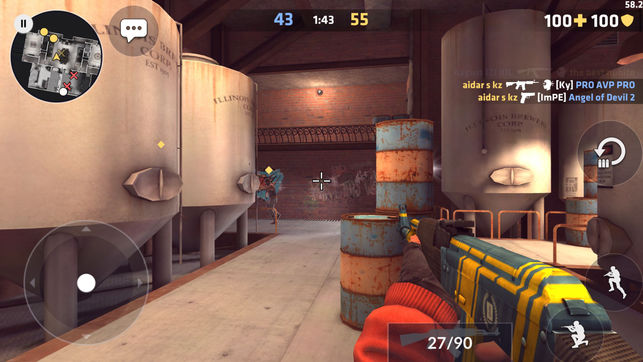critical ops cheats