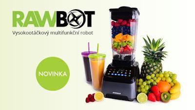 vysokootáčkový robot Systemat