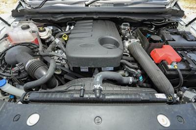 Foto Mesin Ford Ranger T6 3.2 Liter