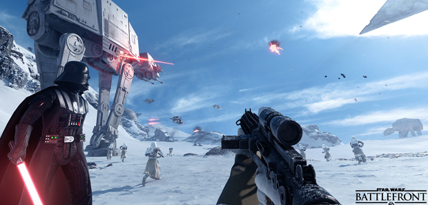 Star Wars Battlefront Beta Announced
