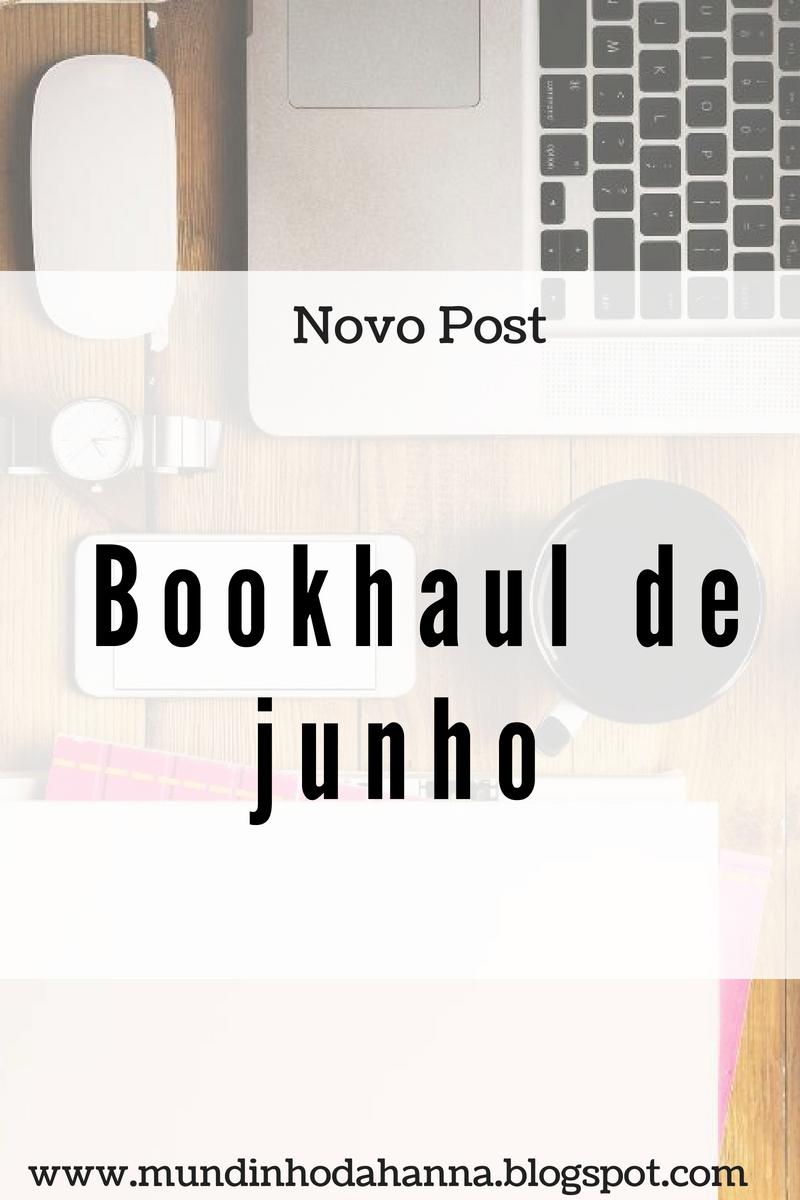 Bookhaul de junho