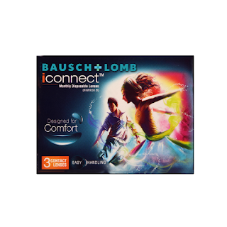 Don't be a spectator and kick-start your college life with Bausch and Lomb iConnect contact lenses