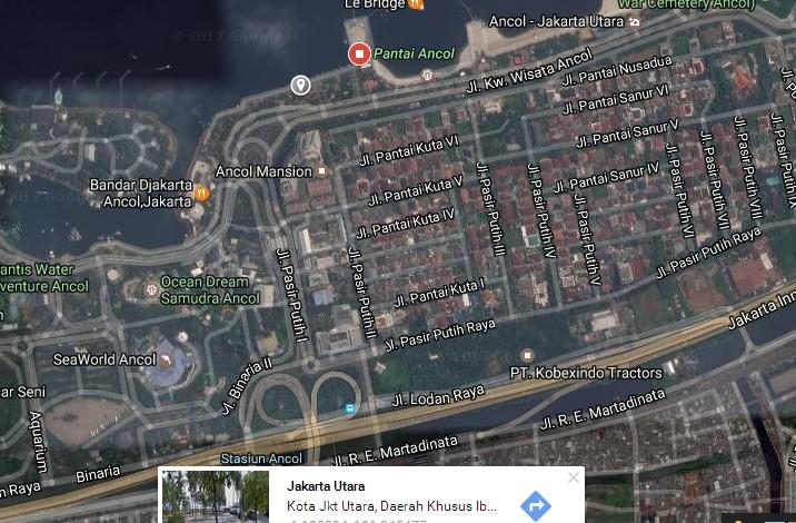 Daya Tarik Objek Wisata Pantai Carnaval Ancol Di Pademangan