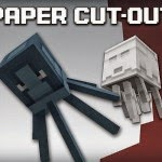 se New Paper Cut Out Resource Pack 1.7.10/1.7.9