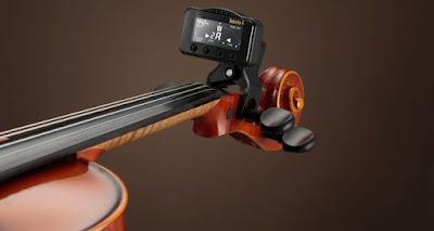 Cách lên dây đàn violin đúng