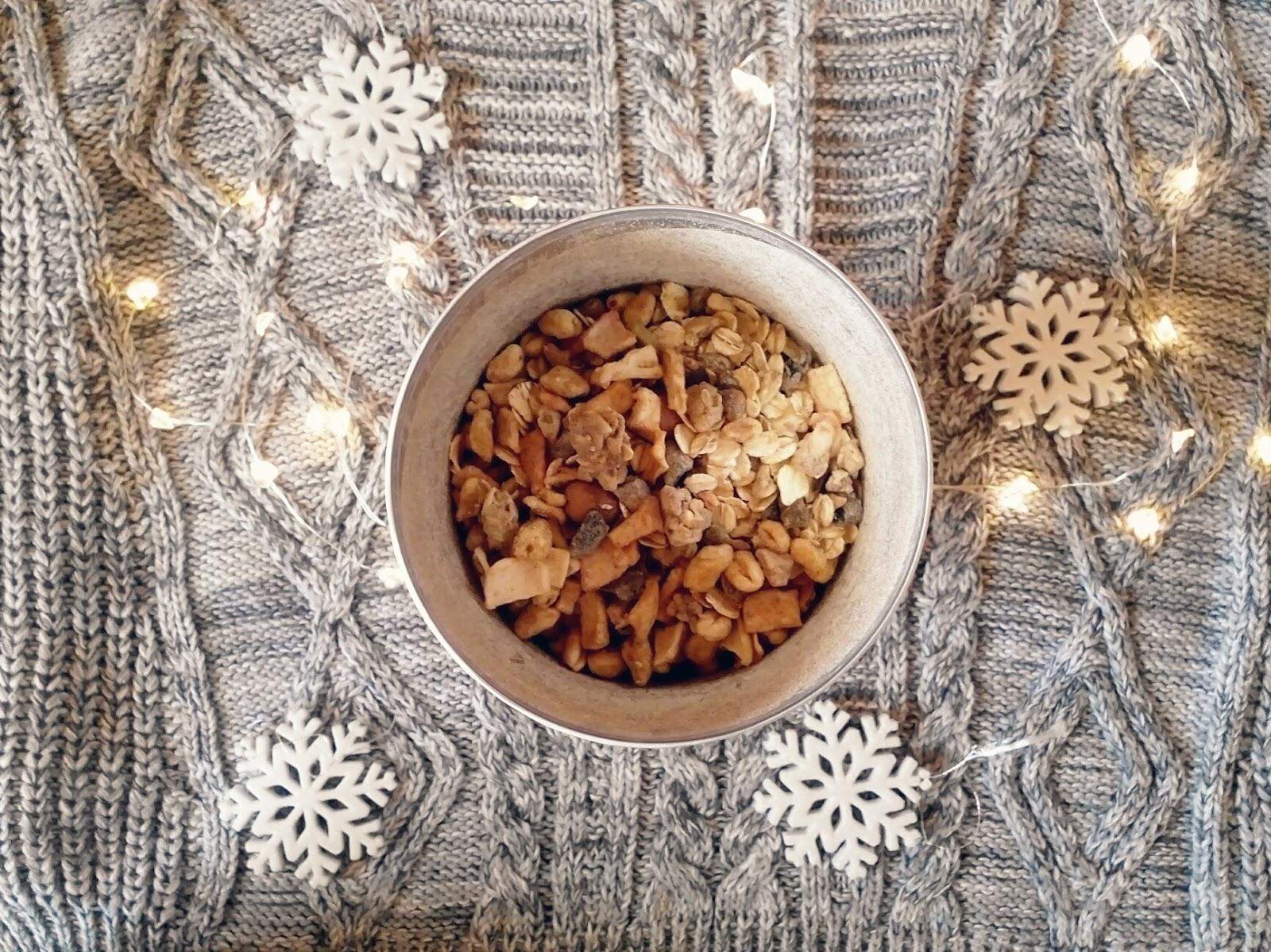 Aromatyczne poranki z Musli Zimowym One Day More