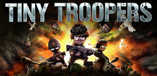 Tiny Troopers Free Shopping v1.0.6 APK