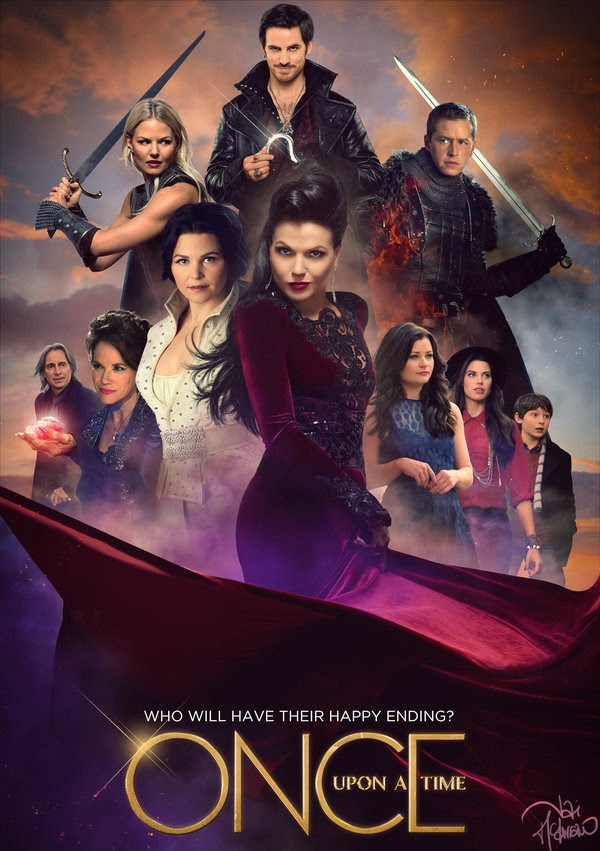 Once Upon A Time Season 3 Poster Emma The Movie Symposium: W...