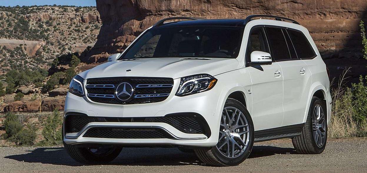 2020 Mercedes – Benz GLS New Engine, Price Updates >> 2020 Mercedes Benz Mercedes Amg Gls 63 Exterior Engine And