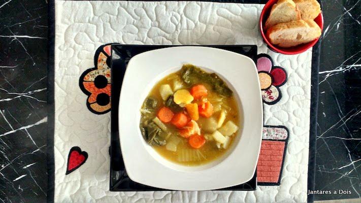 foto sopa de legumes