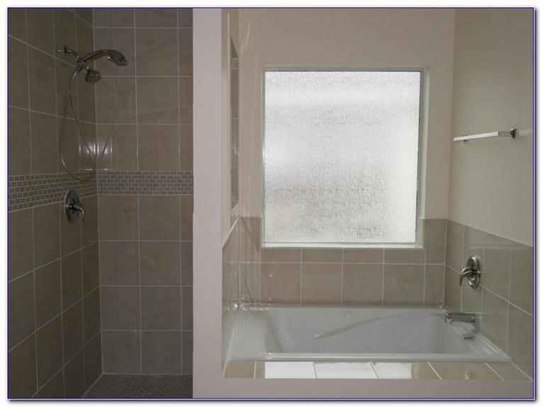 Frosted Gl Bathroom Windows
