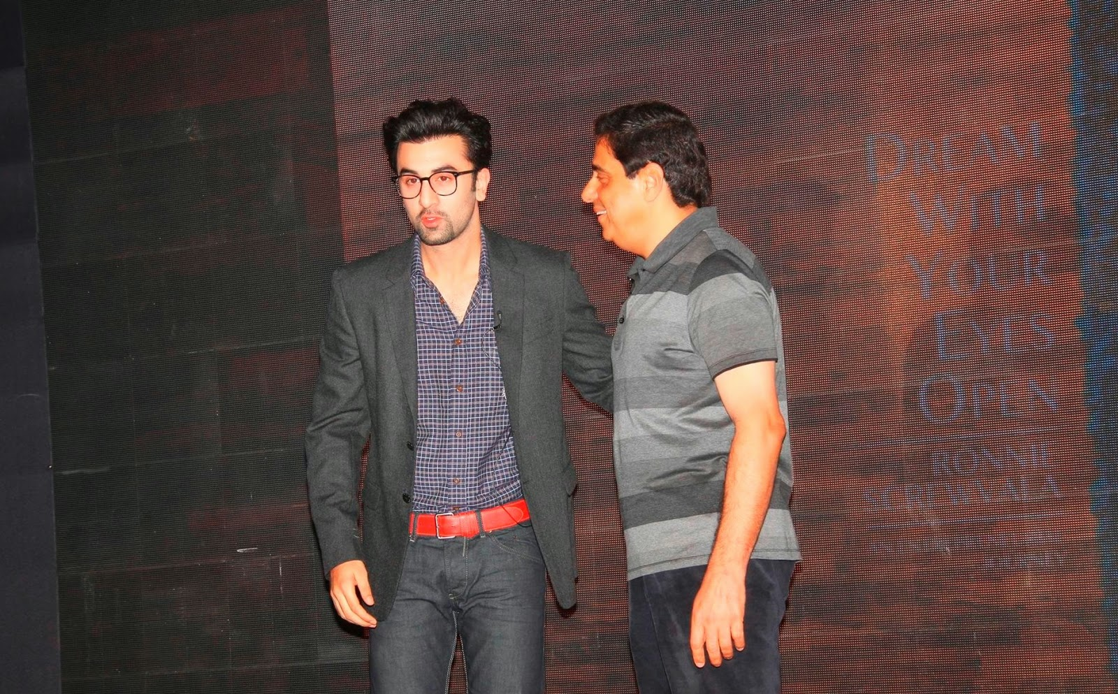 Ranbir Kapoor launches Ronnie Screwvala's book 'Dream With Your Eyes Open'