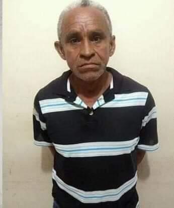 """""""Vovô do tráfico"""" é preso pela PM em Tailândia"""