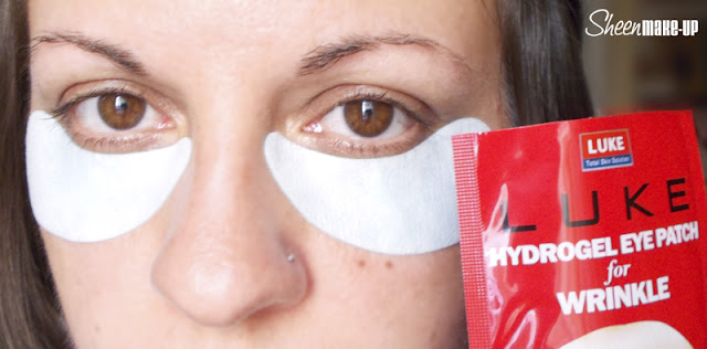 skin18.com Luke Hydrogel Eye Patch for Wrinkle