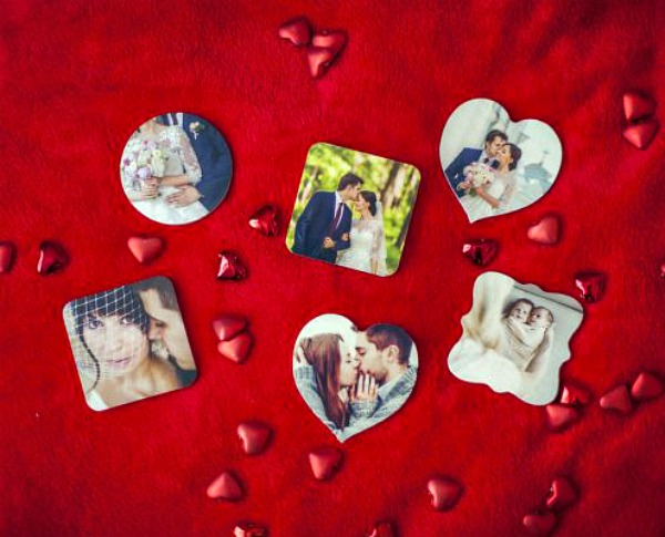 Valentine's Day Magnets from Photobarn featured on Walking on Sunshine
