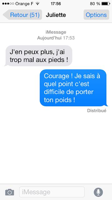 sms diabolique
